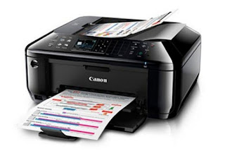 Canon PIXMA MX517 Drivers Download