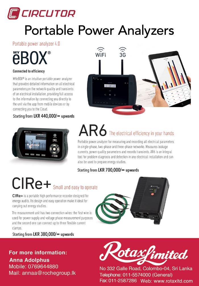 Circutor | Portable Power Analyzer.