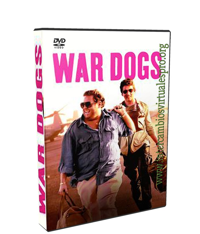 War Dogs poster box cover