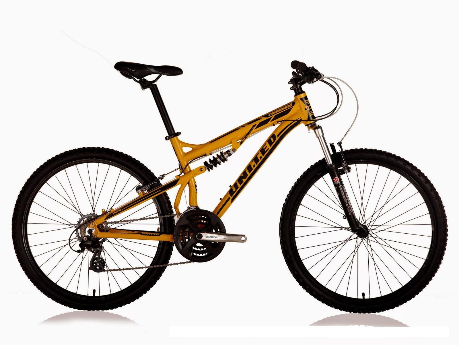 Mountain Bike Bagus Murah - RIDETVC.COM