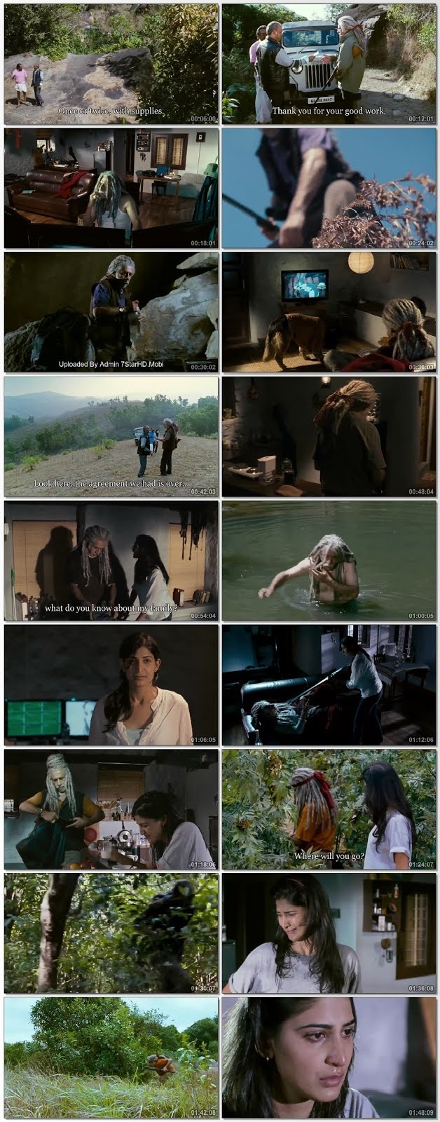 Screen Shot Of The Blueberry Hunt 2016 300MB HDRip 480P Full Hindi Movie Watch Online Free Download