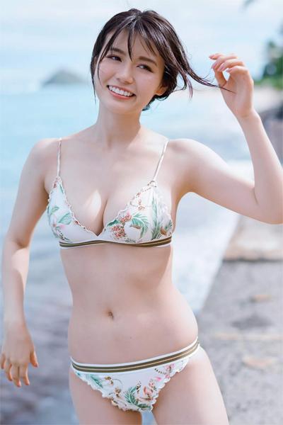 Ayako Inokuchi 井口綾子, Weekly Playboy 2019 No.13 (週刊プレイボーイ 2019年13号)