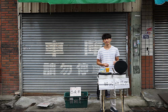 DSC02447 - 西屯市場美食│為愛情來台賣起媽媽味南瓜粥的請叫我朴歐巴(已歇業