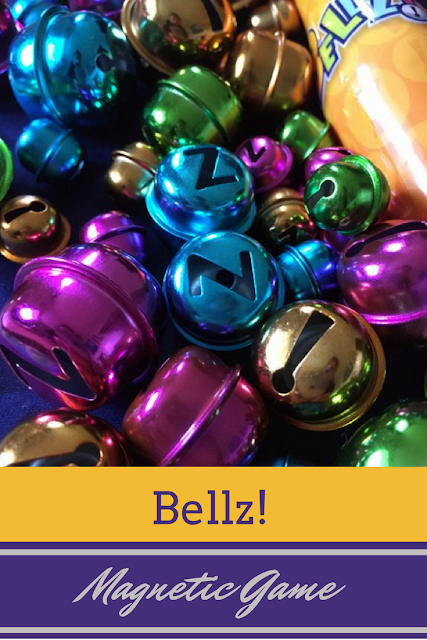 Bellz! a fun and challenging magnetic game