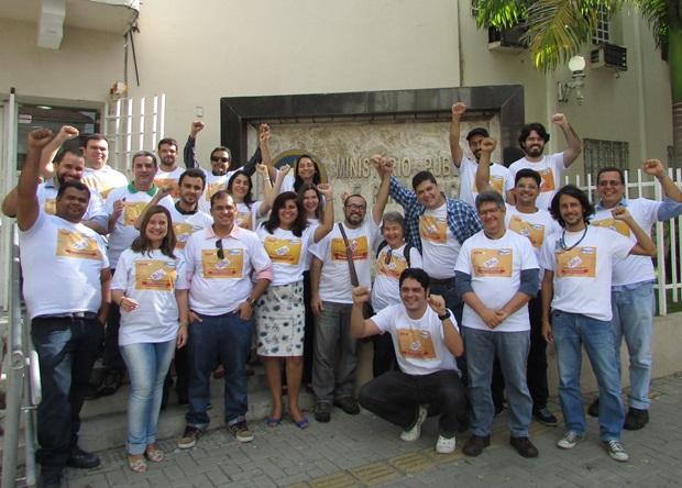 Servidores dos Ministérios Públicos estaduais se unem contra PL 257
