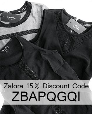 Zalora Discount Code