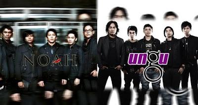 Noah vs Ungu, Siapakah Grup Band Terbaik di Indonesia?