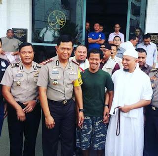 Allahu Akbar, Nurul Fahmi Pembawa Bendera Akhirnya Dibebaskan