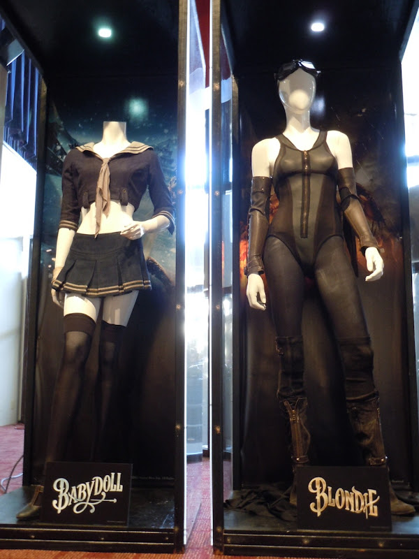 Sucker Punch film costumes