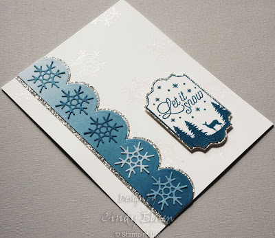Colorful Seasons, Snow, Snowflakes, Christmas, Stampin' Up!