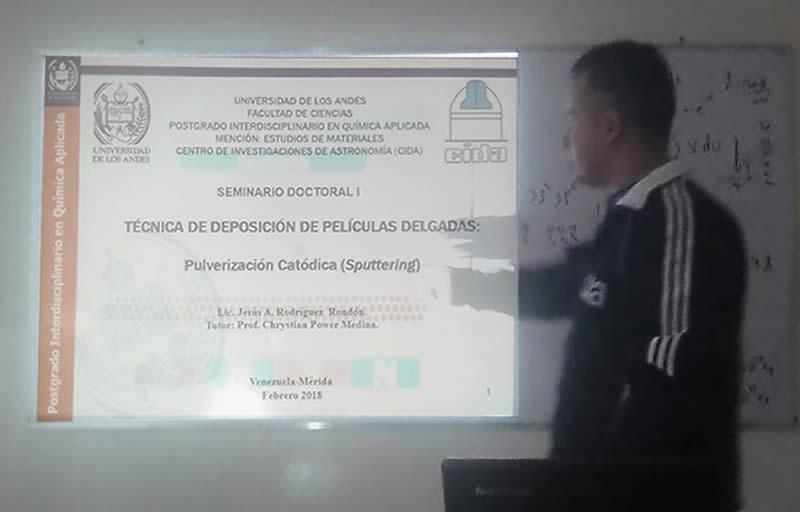 """TÉCNICA DE DEPOSICIÓN DE PELÍCULAS DELGADAS: Pulverización Catódica (Sputtering)"""