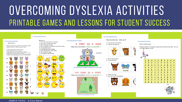 Helping students with dyslexia