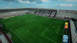 Estadio Nestor Diaz Perez - Lanus, Formato GDB Pes 2013