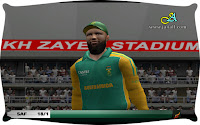 Cap for Batsmen Patch Ingame Screenshot 1