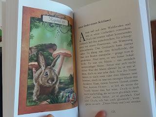 das Bild zeigt das aufgeschlagene Buch