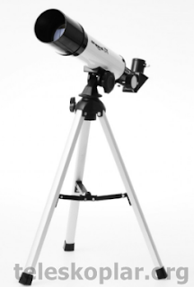 Heider pro-scope 50/360 teleskop incelemesi