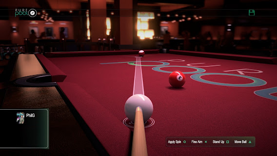 Pure Pool ScreenShot 03