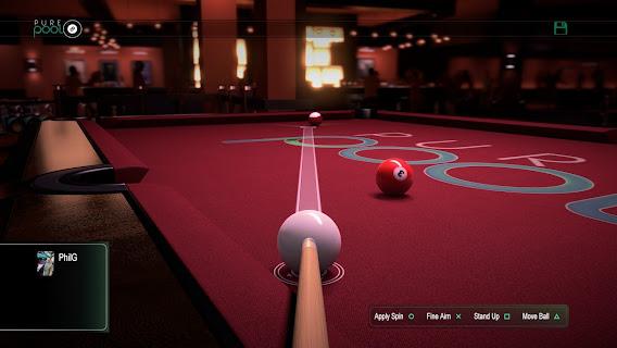 Pure Pool ScreenShot 03