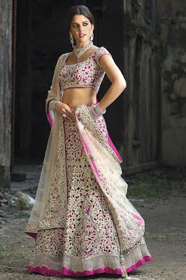 wedding lehenga choli for bride with price