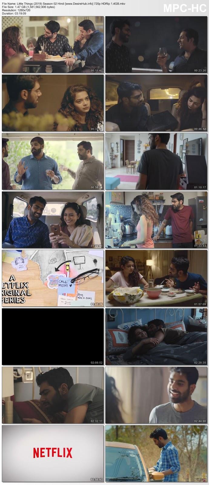 Little Things 2019 Complete S2 Hindi 720p WEB-DL 1.4GB Desirehub