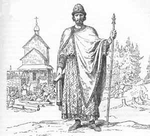 Юрий Долгорукий — искусный воин и умный правитель.