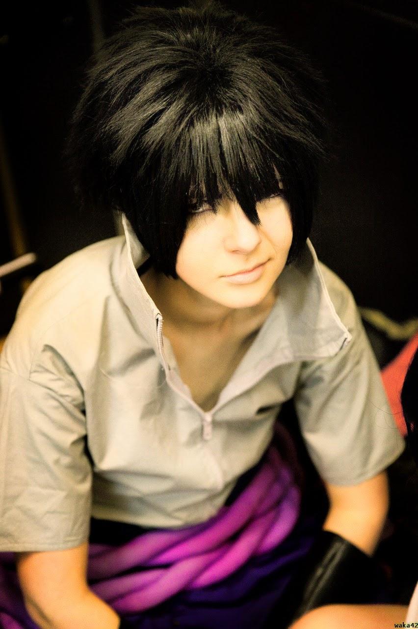 Sasuke Uchiha Taka - Naruto Shippuuden Cosplay