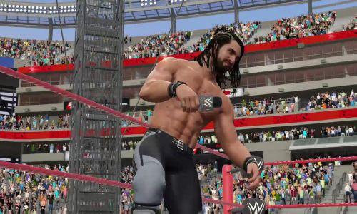 WWE 2K18 Free Download full version PC game