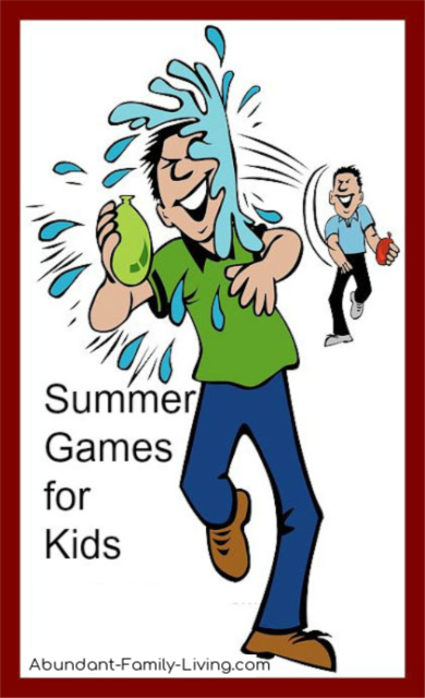 Summer Games for Kids