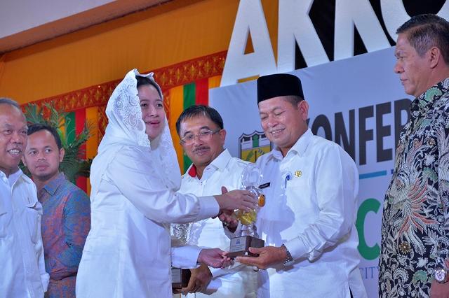 Raih Sanipura Award, Banda Aceh Dapat Reward dari KemenPUPR