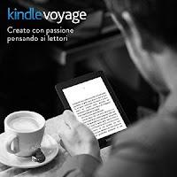 E-reader Kindle Voyage:  possibilità di leggere quanto vuoi  ad un prezzo vantaggioso