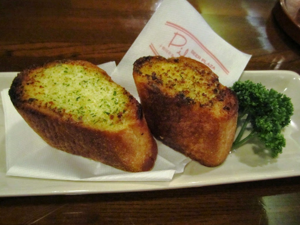 Garlic Toast Beer Plaza Pilsen Towada ガーリックトースト ビアプラザピルゼン 十和田市