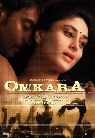 Omkara 2006 Hindi 400MB HDRip 480p Full Movie Download Watch Online 9xmovies Filmywap Worldfree4u