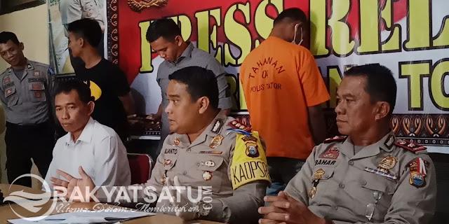 Polres Tana Toraja Berhasil Tangkap Penjudi di Acara Rambu Solo'