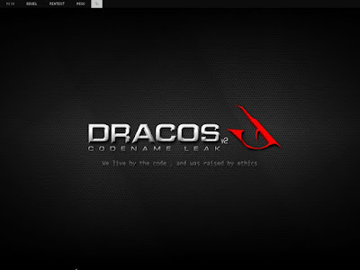Dracos Linux v2 Leak Powerful Penetration Tesnting OS