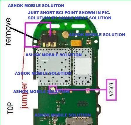 Ashok Mobile Solutions: nokia 1280 dead