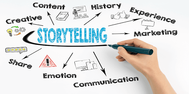 How to Influence Markets and Build a Powerful Brand with Storytelling