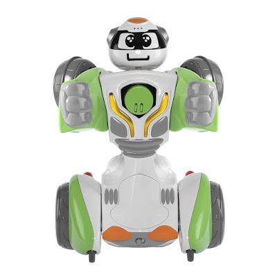 TOYS : JUGUETES - CHICCO Robochicco : vehículo transformable en robot 2016 | TOYS - BEBE | Edad: 2-6 años Comprar en Amazon España