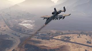 A-10 Thunderbolt II alias Warthog