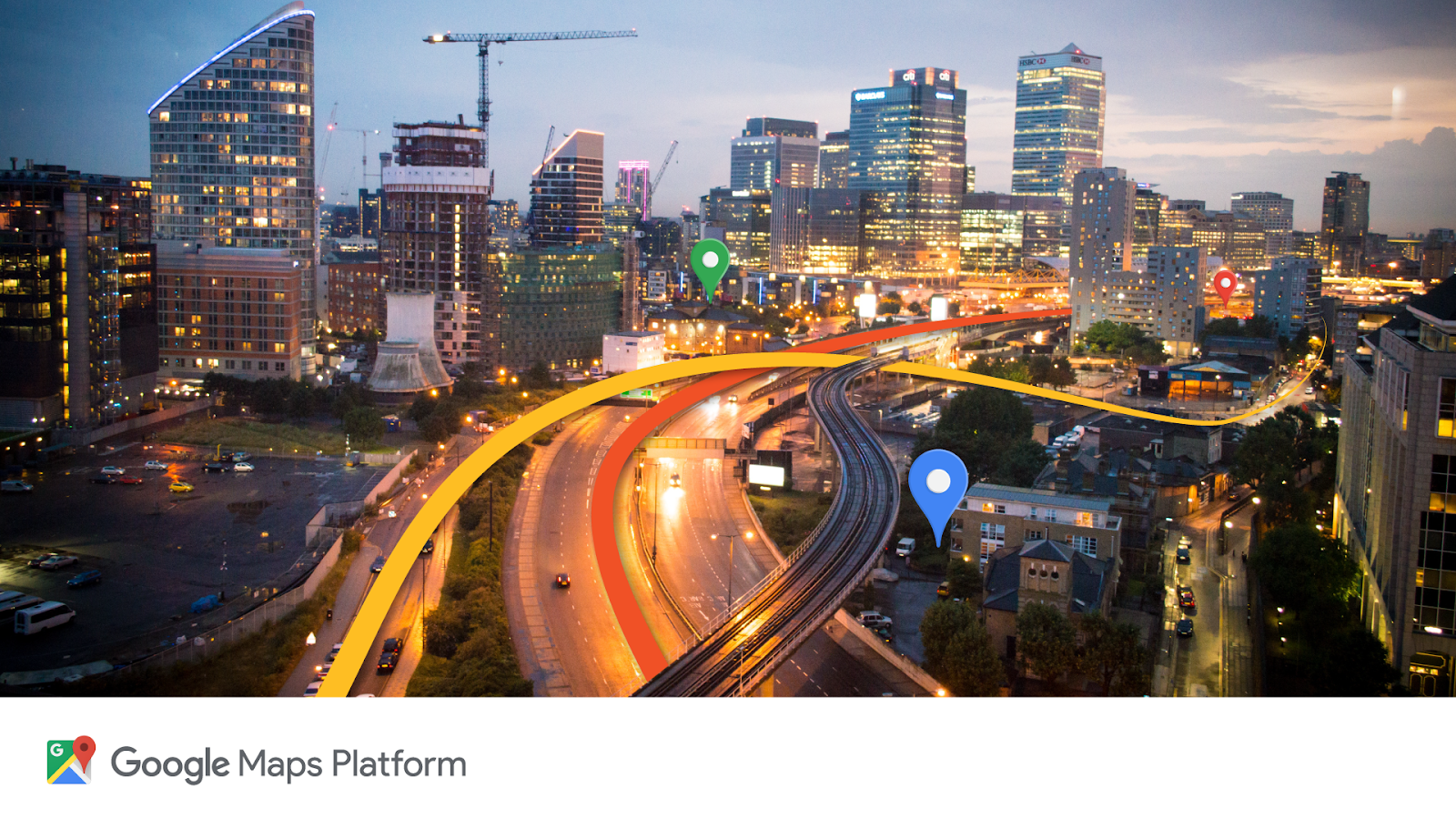 were excited to announce google maps platformthe next generation of our google maps businessencompassing streamlined api products and new industry
