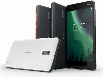 Nokia 2 salah satu Hp Android 4G murah