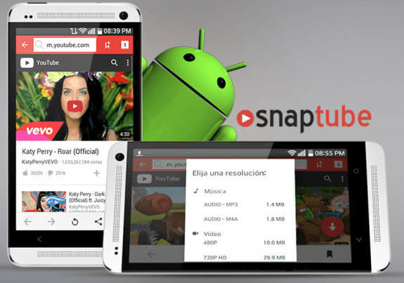 snaptube para android