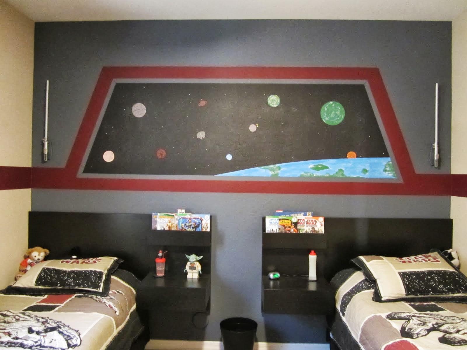 Floating Star Wars Beds Ikea Hackers