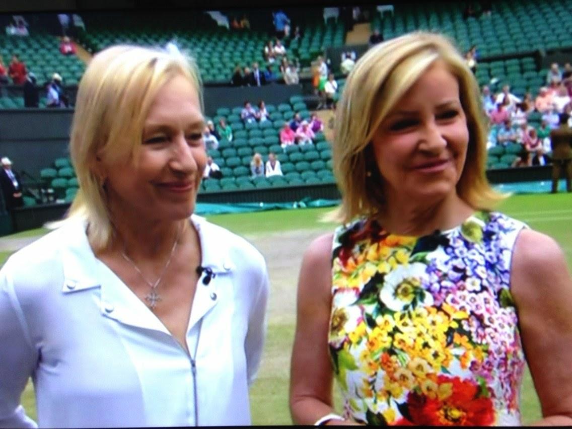 The Championships, Wimbledon全英ウインブルドンテニス男子はジョコビッ