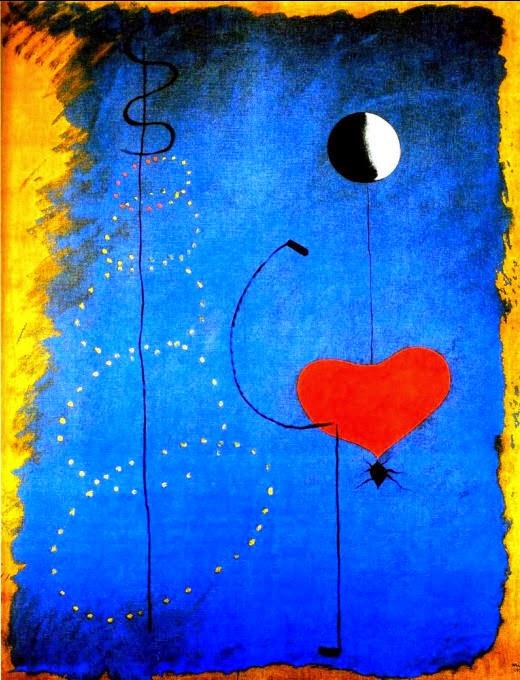 Bailarina ll - Miró, Joan e suas principais pinturas