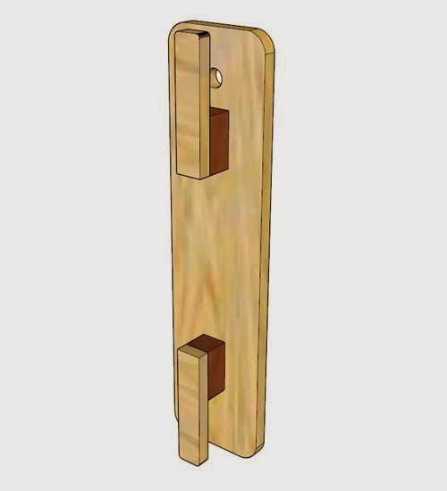 Simply Easy DIY: DIY Extension Cord Holder