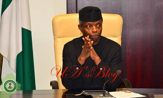 How religious leaders, politicians stop me when I move to sack corrupt officials – Osinbajo