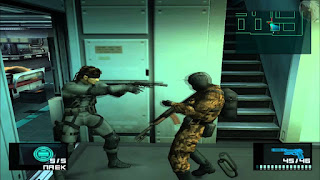 Metal Gear Solid 2: Substance (PC) 2012
