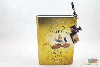 Ein Meer aus Tinte und Gold von Traci Chee - The Reader (Sea of Ink and Gold) Rezension Review