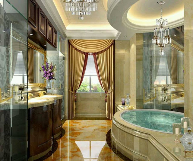 Awesome Luxurious Bathroom Design Ideas 2016