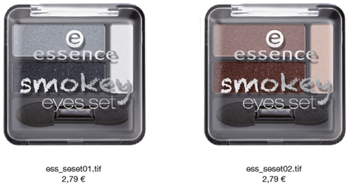 Essence Smokey Eyes Set